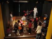 Από το εκπαιδευτικό πρόγραμμα «Λαβύρινθος» Δεκέμβριος 2011