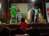 Από την παράσταση «Το περιβολάκι»