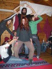 Εκδρομή - Εργαστήρι Ενηλίκων Παιδαγωγικής Θεάτρου και Θ.Π. (Ιανουάριος 2010)